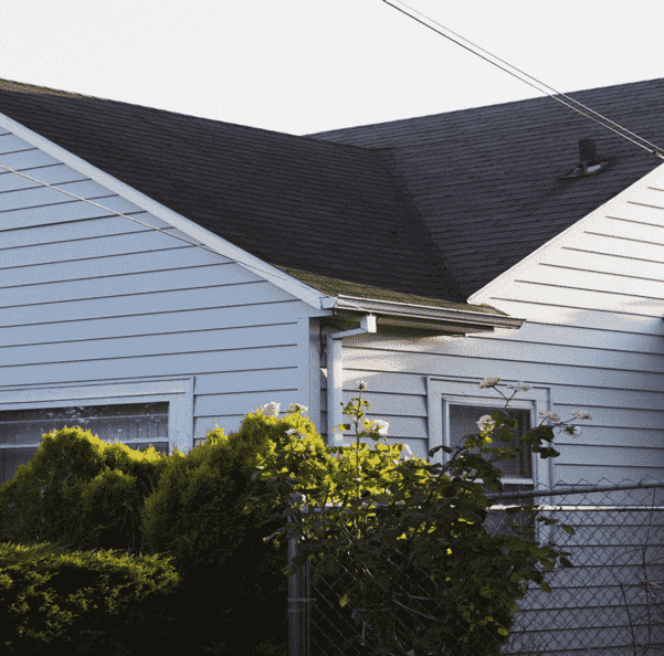 What is a pitch roof?